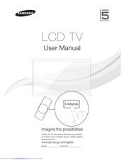 Samsung LA46D550 Manuals