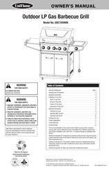 Uniflame GBC1059WB Manuals