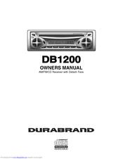 Durabrand DB1200 Manuals