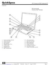 Hp Compaq NX7400 Manuals