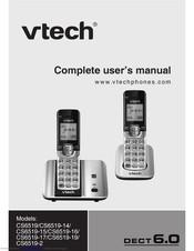 Vtech CS6519-15 Manuals