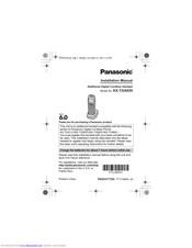 Panasonic KX-TGA659 Manuals