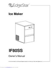 Edgestar IF80SS Manuals