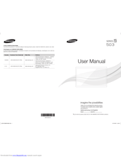 Samsung LN46D503F6F Manuals