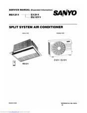 Sanyo RS1211 Manuals