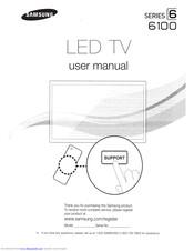 Samsung UN46ES6100 E- Manuals