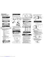 Frigidaire Dishwasher Manuals