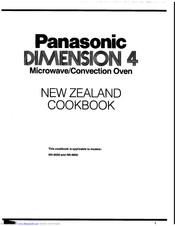 Panasonic NN-9850 Manuals