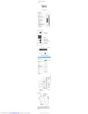 Nintendo Wii U Manuals