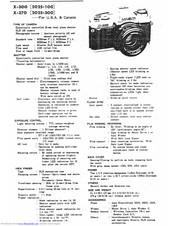 Minolta X-370 Manuals