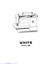 White 1240 Manuals