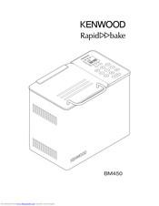 Kenwood BM450 Manuals