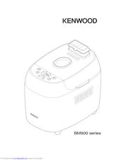 Kenwood BM900 series Manuals