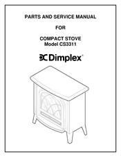 Dimplex ELECTRALOG CS3311 Manuals