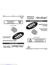 Astrostart RS-624 Manuals