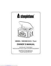 Steepletone ENCODE E516-Truro Manuals