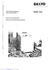 Sanyo SBM-150 Manuals