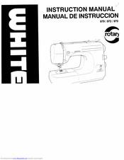 White 979 Manuals