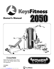 Keys Fitness Power System : fitness, power, system, Fitness, Power, System, Manuals, ManualsLib