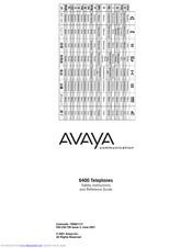Avaya 6400 Series Manuals