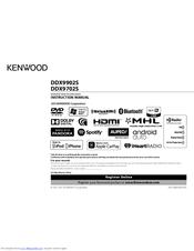 Kenwood Ddx9703s Manual : kenwood, ddx9703s, manual, Kenwood, DDX9702S, Manuals, ManualsLib