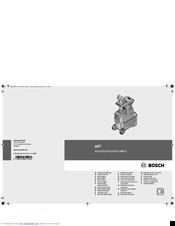 Bosch Axt 2550 Tc : bosch, Bosch, Manuals, ManualsLib