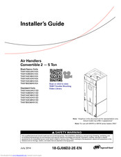 Ingersoll-rand TAM7 Manuals