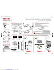 Toshiba 50L420U Manuals