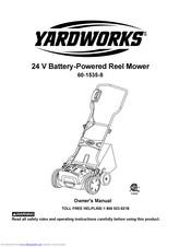 Yardworks 60-1535-8 Manuals