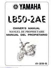 Yamaha LB50-2AE Chappy Manuals