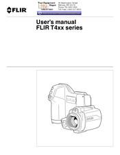 Flir T440 Manuals