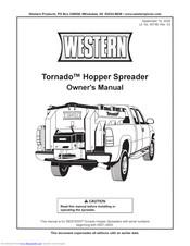 Western tornado Manuals