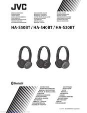 Jvc HA-S50BT Manuals