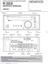 Kenwood R-SE9 Manuals
