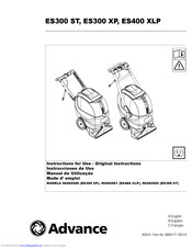 Advance Acoustic ES300 XP Manuals