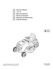 Snapper SPX-100 Manuals