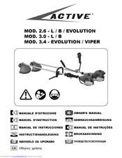 Active 3.4 VIPER Manuals
