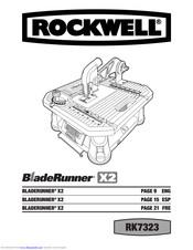 Rockwell BLADERUNNER X2 Manuals