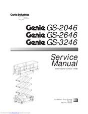 Genie GS-3246 Manuals
