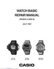 Casio PRT-40C Manuals