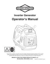 Briggs & Stratton P3000 Manuals