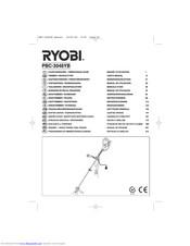 Ryobi PBC-3046YB Manuals