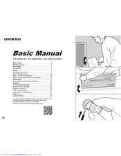 Onkyo TX-NR676E Manuals