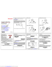 Honeywell Voyager 1452g Series Manuals