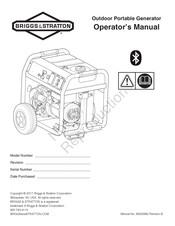Briggs & Stratton 030663A-00 Manuals