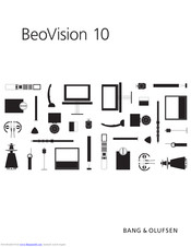 Bang & Olufsen BeoVision 10-40 Manuals