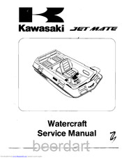 Kawasaki JET MATE Manuals