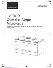 Insignia NS-OTR16SS8 Manuals