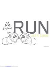Jaybird Run Manuals