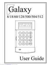 Honeywell Galaxy 504 Manuals